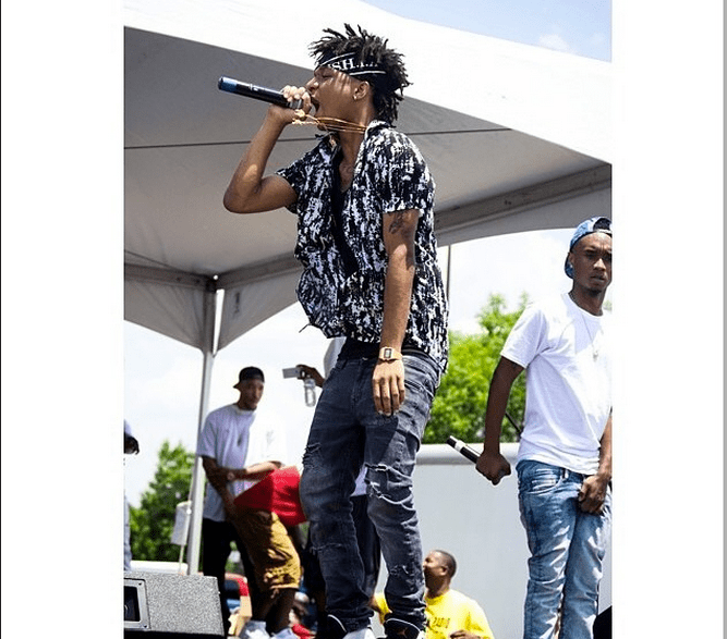 Swae Lee Is Just A Year Younger Than His Big Bro…He's 19.