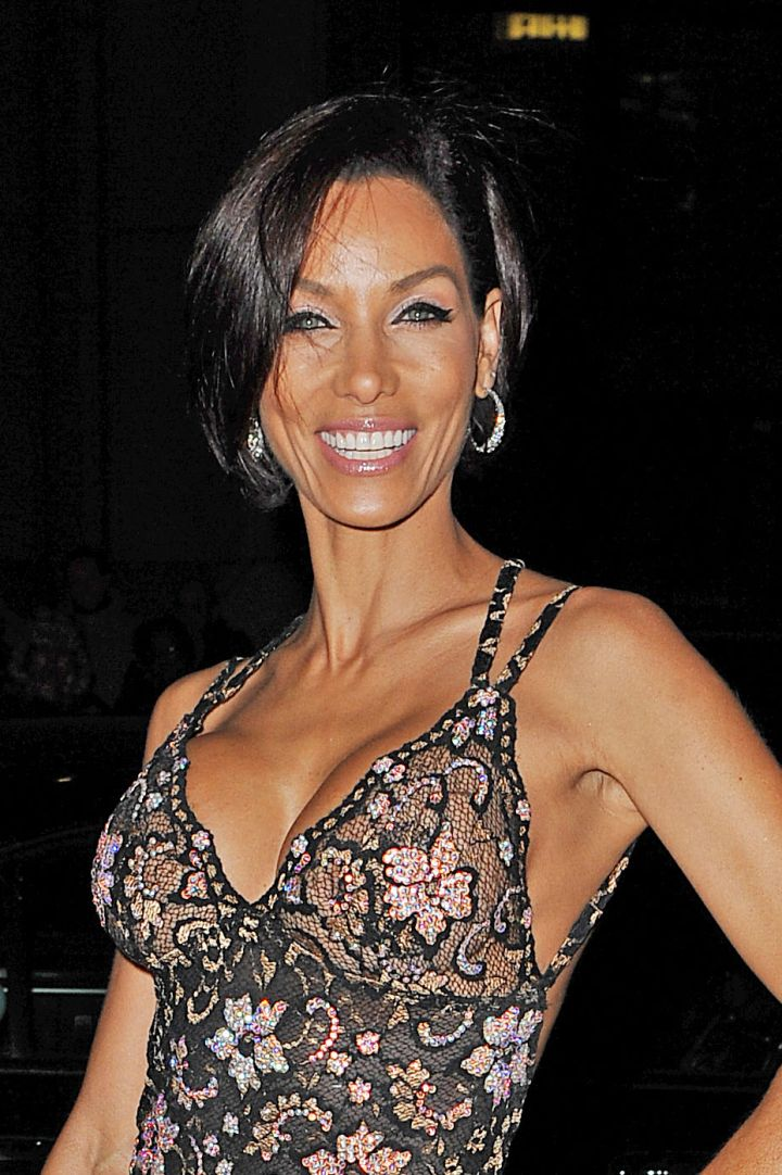 Nicole Murphy Was All Smiles Back In The Day