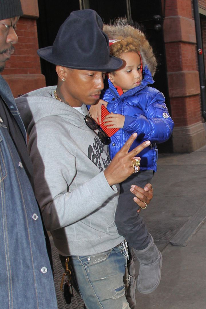 Pharrell can't wait for the world to experience Rocket's hidden talents!