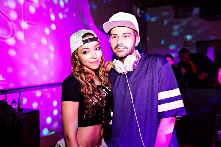 Tinashe & DJ Wonder