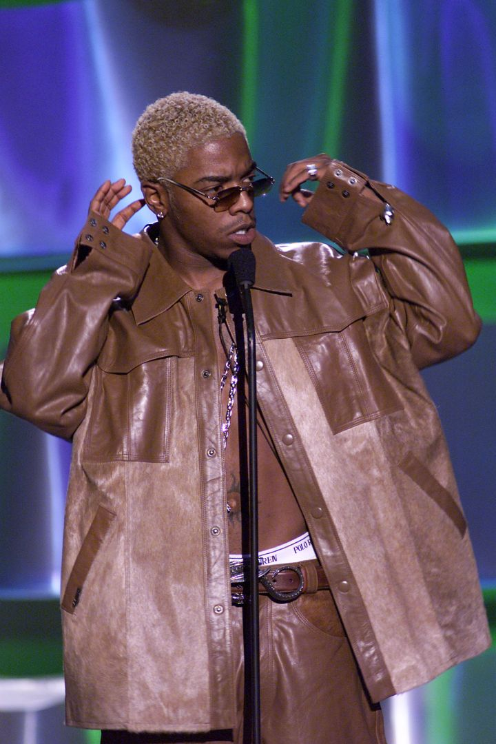 Fill In The Blank: Sisqo Is Thinking __________