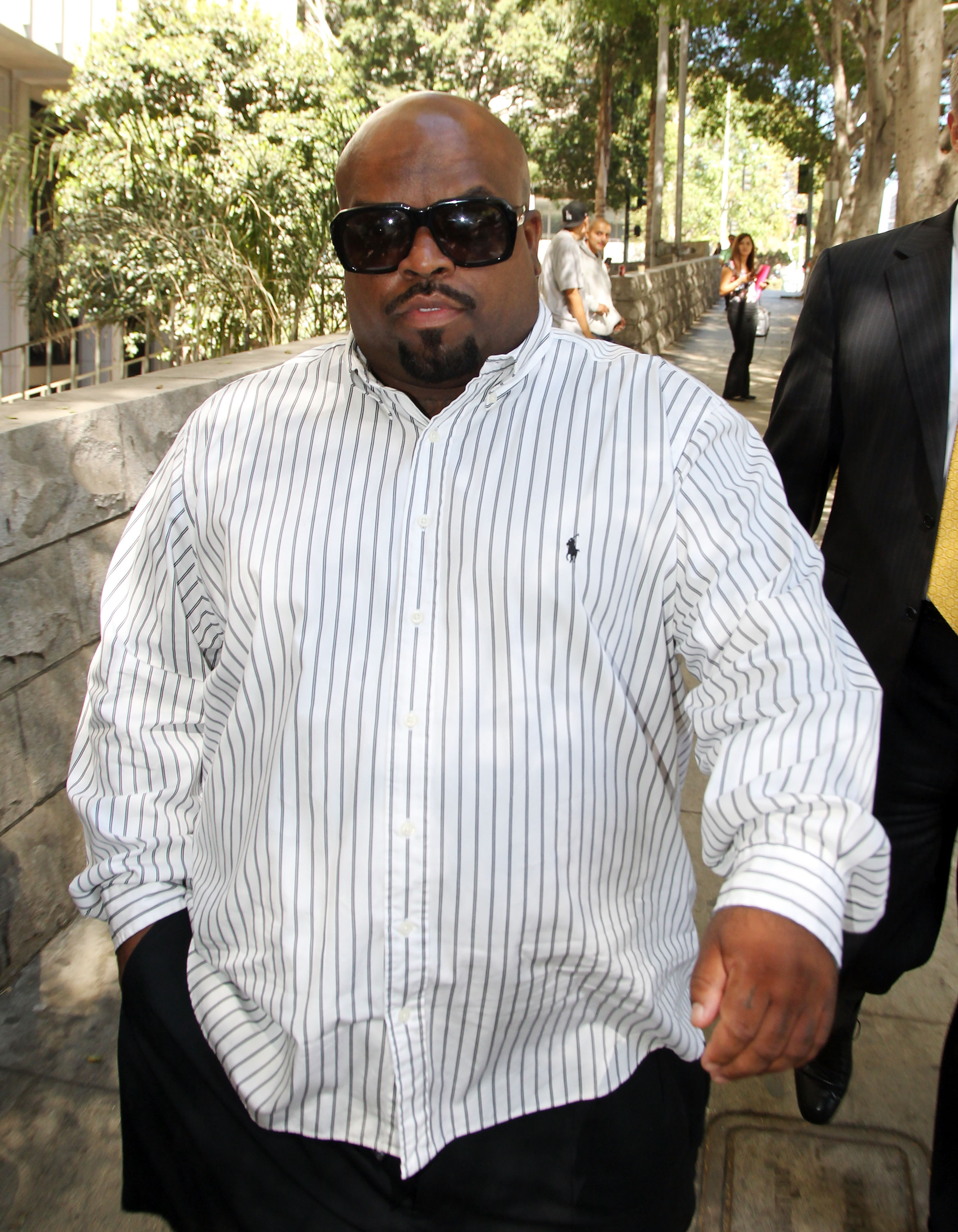 CeeLo Green Court Appearance