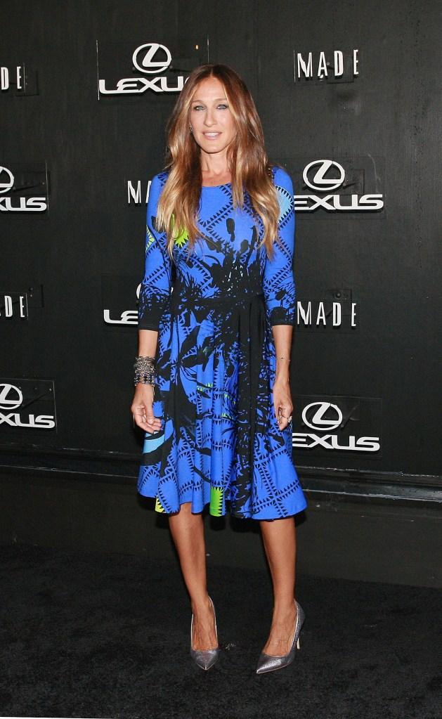 Lexus Design Disrupted: Gareth Pugh - Arrivals - MADE Fashion Spring 2015