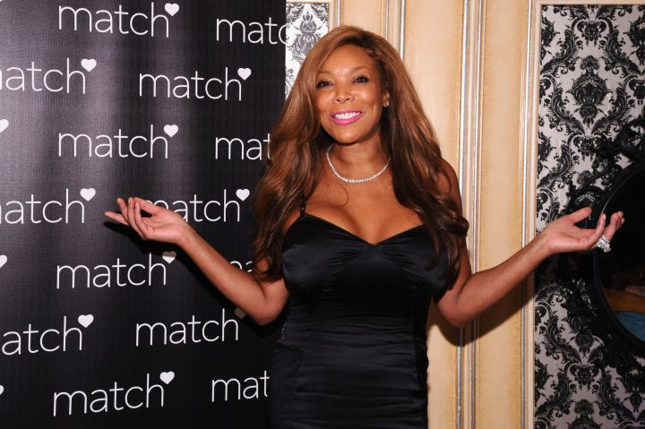 Wendy Williams was playing cupid at The Match Bachelor Showcase benefiting The American Heart Association.