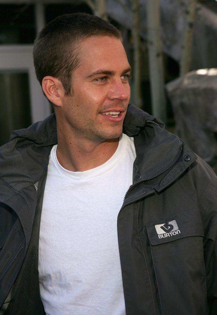 Walker dresses down for the Sundance Film Festival in 2005.
