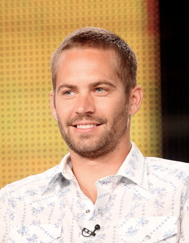 Paul Walker happily fields questions from reporters during a summer press tour in 2009.