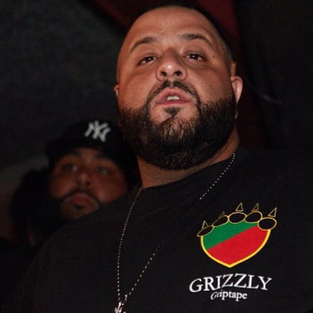 DJ Khaled – again.