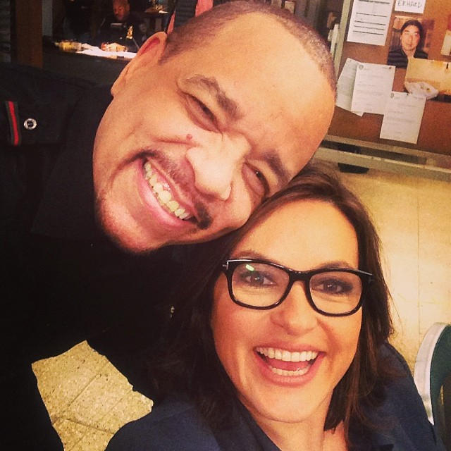 SVU OGs with Ice-T.