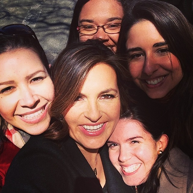 Hargitay campaigned for the reauthorization of the Violence Against Women Act.