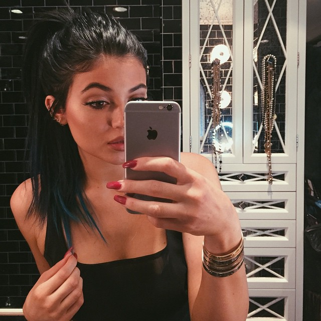 We're bored of talking about Kylie Jenner's lips.