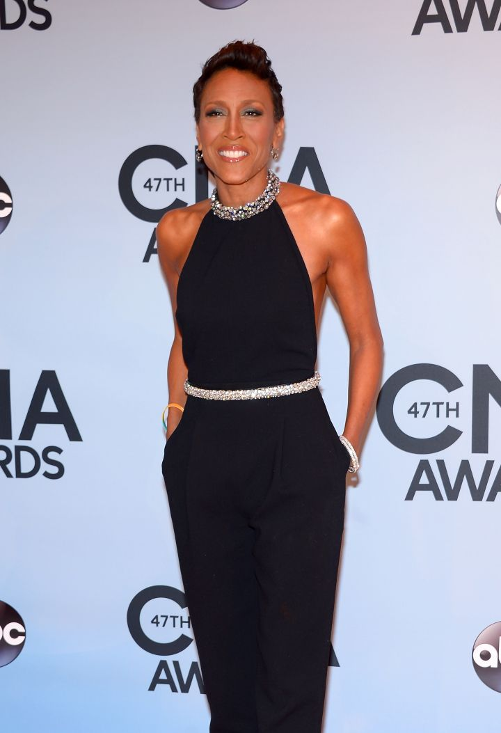 GMA host Robin Roberts was diagnosed with breast cancer in 2008. Since then, Roberts has spoken about her breast cancer journey and the post-chemo depression, a topic rarely addressed in the community.