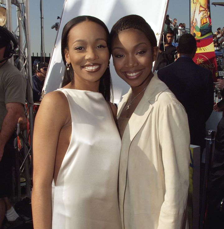 """After the release of Brandy & Monica's 1998 hit single """"The Boy Is Mine,"""" both divas became the faces of '90s R&B music."""
