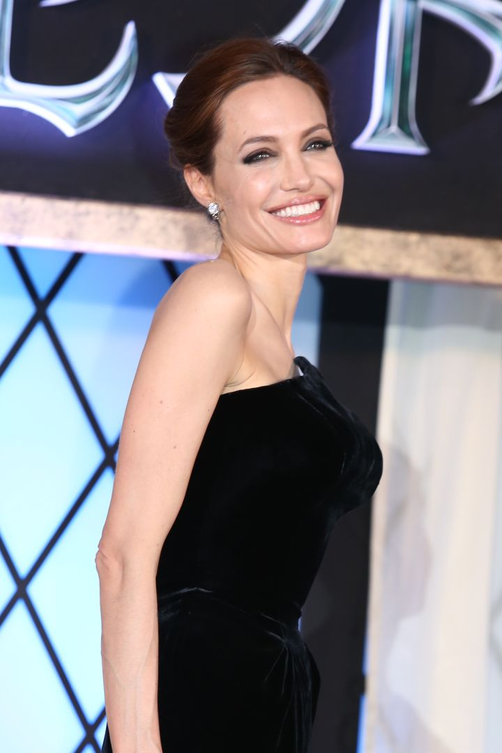 Angelina Jolie shared her breast cancer story with fans in a special piece for The New York Times. The actress and humanitarian lost her mother to the disease. Jolie got a double mastectomy after finding out she carried BRCA1, better known as a faulty gene. Since her surgery, the actress's chances of breast cancer have reduced from 87 to 5 percent.