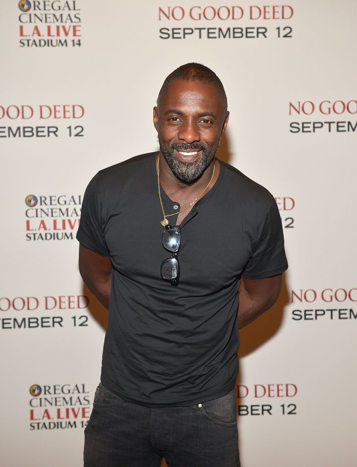 """All cleaned up, Idris went on to play bad-guy-turned-good in Tyler Perry's """"Daddy's Little Girls,"""" as well as anti-apartheid leader Nelson Mandela."""