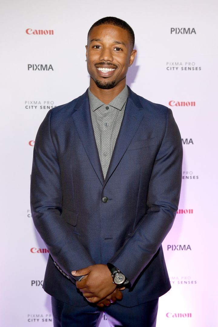 """All grown up and breaking hearts across the globe, the actor starred in the critically acclaimed """"Fruitvale Station"""" and is set to star as the Human Torch."""