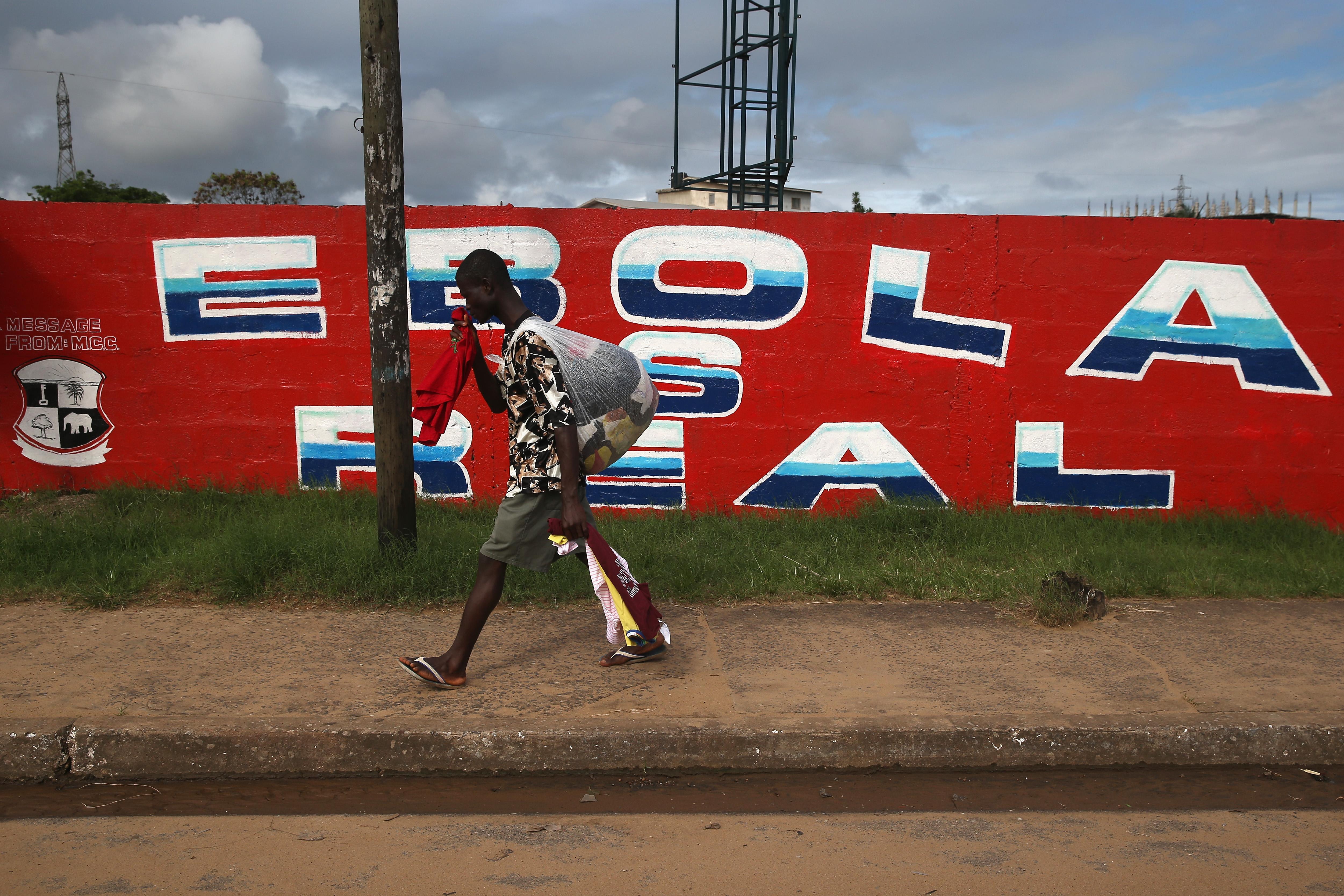 Liberia Races To Expand Ebola Treatment Facilities