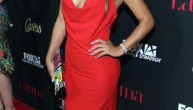 "christina milian Latina Magazine's ""Hollywood Hot List"" Party"
