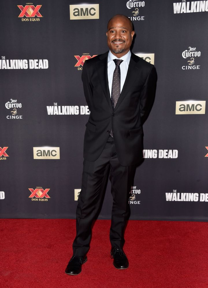 """The actor has now made his rounds, starring in hit television shows such as """"The Walking Dead"""" and """"Teen Wolf."""""""