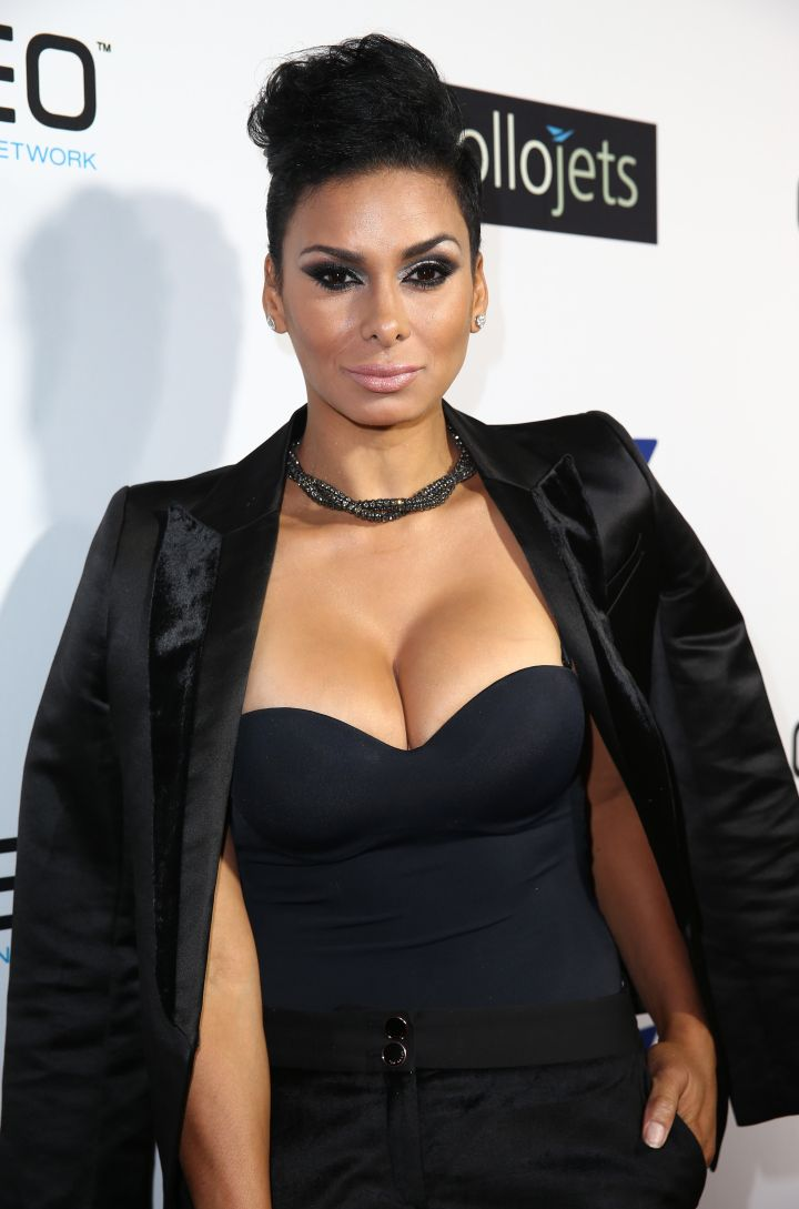 Laura Govan looks good at The CP3 Foundation's Celebrity Server Dinner at Mastro's Steakhouse. That is all.