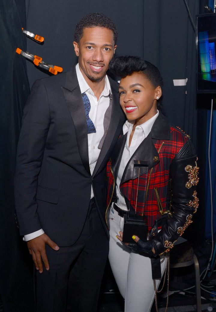 Nick and Janelle Monae would've made a cute couple back in the day.