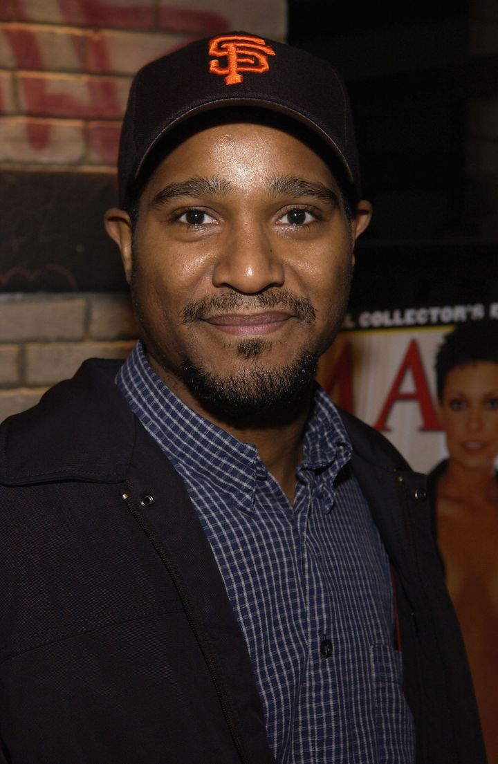 Seth Gilliam: Played Detective Ellis Carver, who eventually earned his stripes as a good cop.
