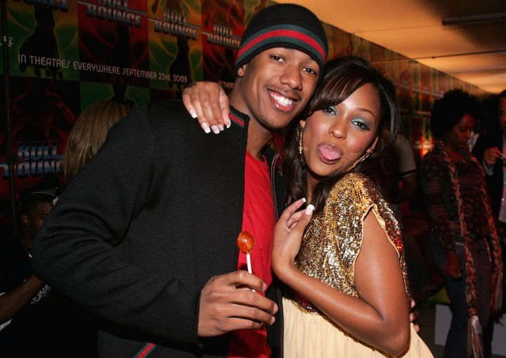 Nick Cannon allegedly had a fling with Meagan Good back in the day.