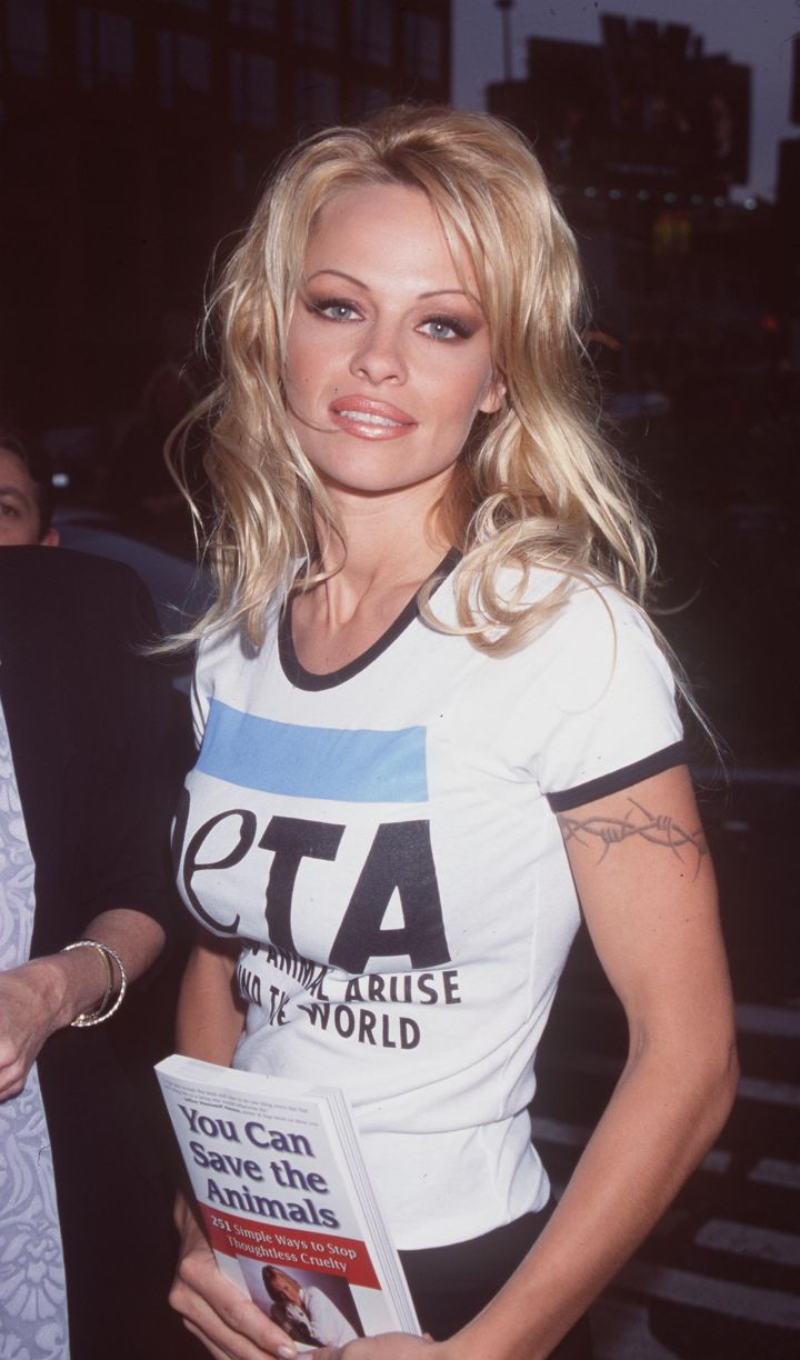 """When you think '90s, you think """"Baywatch,"""" and you think Pamela Anderson."""