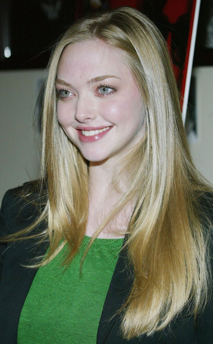Amanda Seyfried: Karen was the dumb blonde with psychic powers.