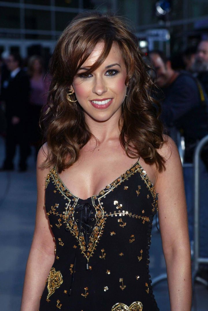 """Lacy Chabert: """"No candy cane for you, Gretchen Wieners!"""""""