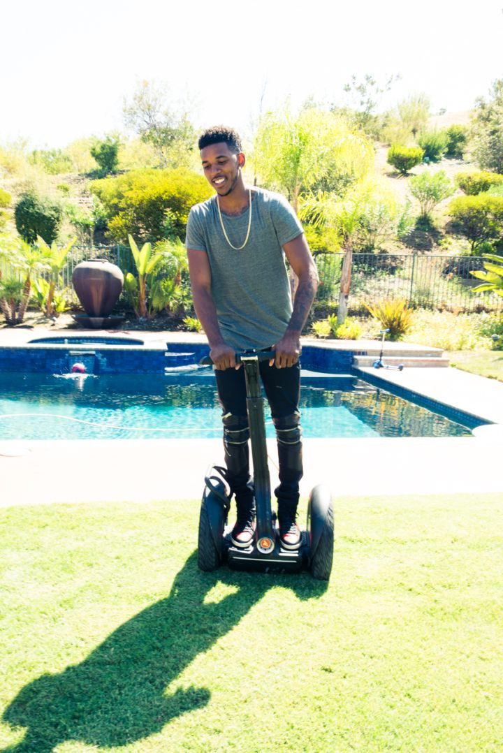 Segway Swaggy.