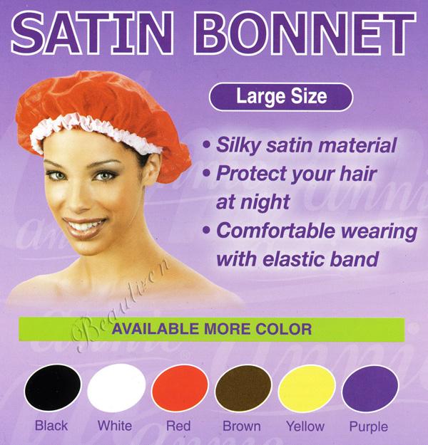 The Classic Satin Bonnet