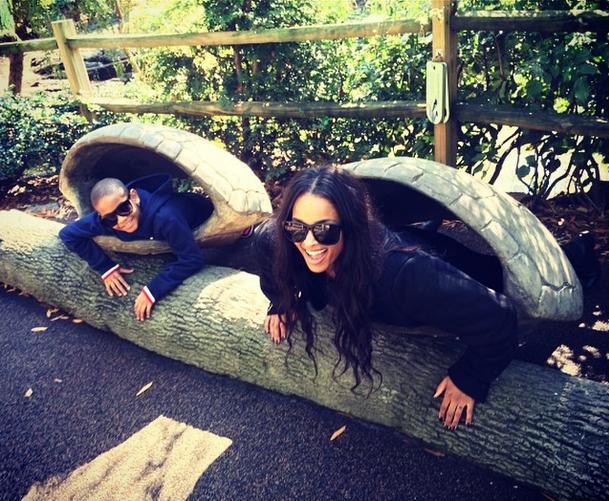 Ciara and Kiyan are turtles!