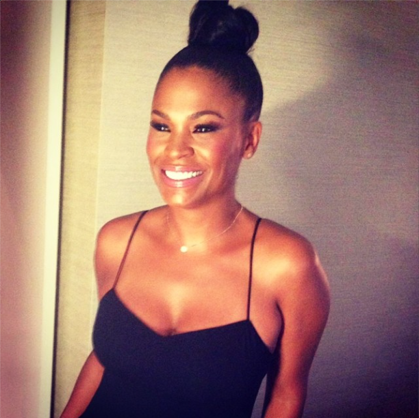 Nia Long's beauty is unmatched.