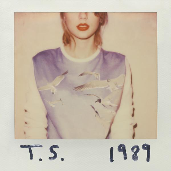 "3. Taylor Swift ""1989"""