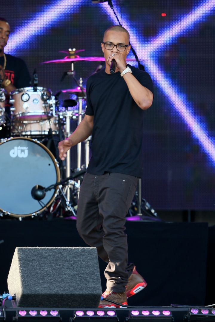 """T.I. closes out """"Jimmy Kimmel Live"""" with an epic performance."""
