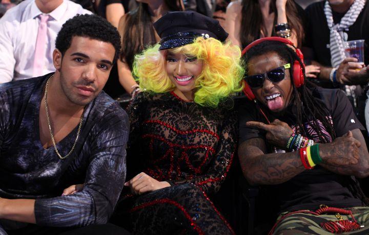 Nicki Minaj Surrounded By Realness – Only.