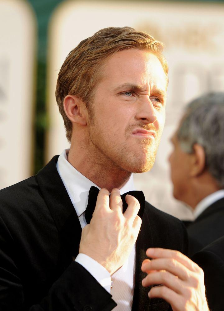 Oh my, Mr. Gosling.