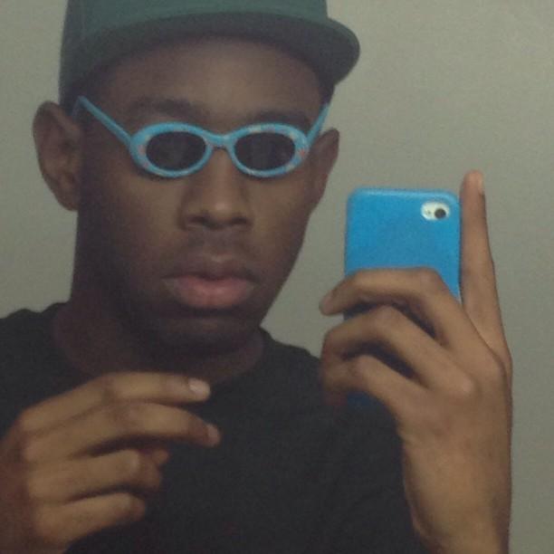 Selfie and sunglasses game proper.