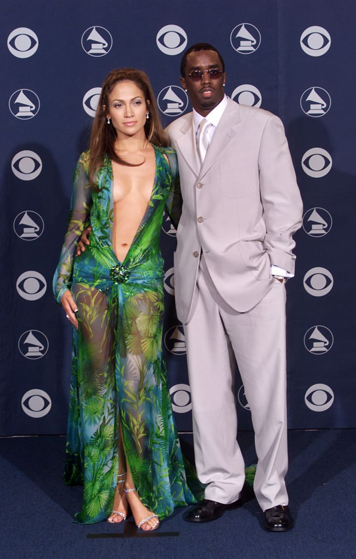 Years later, this epic red carpet appearance happened.