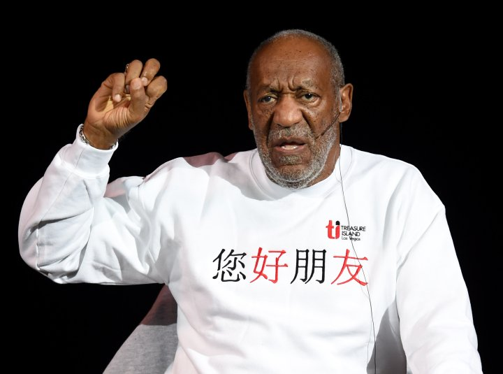 """Bill Cosby: Since 2005, over a dozen women have alleged that Bill Cosby drugged and then sexually assaulted them. With the allegations getting media attention again, the first supermodel ever, Janice Dickinson, has also come forward to reveal the """"Cosby Show"""" actor raped her in 1982."""