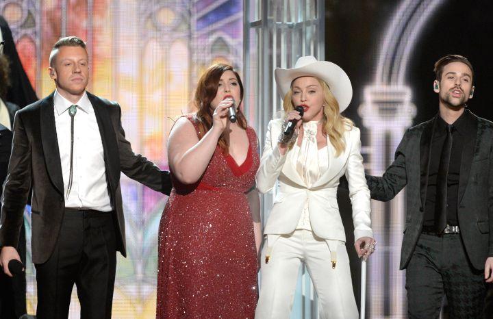 Madonna & Macklemore