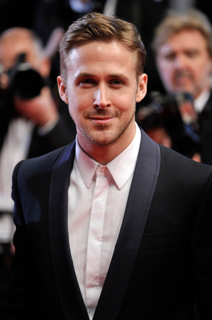 OMGosling….That stare!