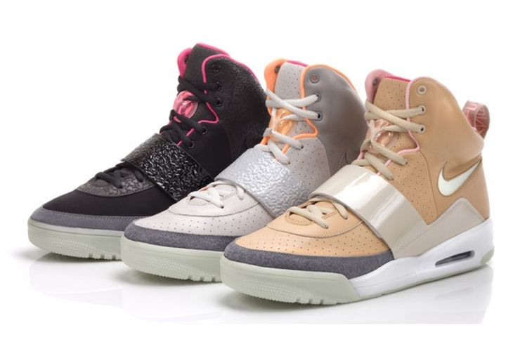 The Nike Air Yeezy (2009)