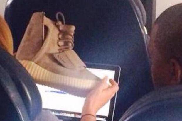 Kanye West's Adidas Yeezi