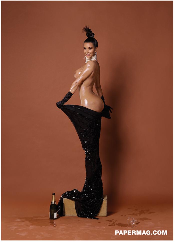 Kim Kardashian attempts to #BreakTheInternet with racy photos for PAPER magazine.