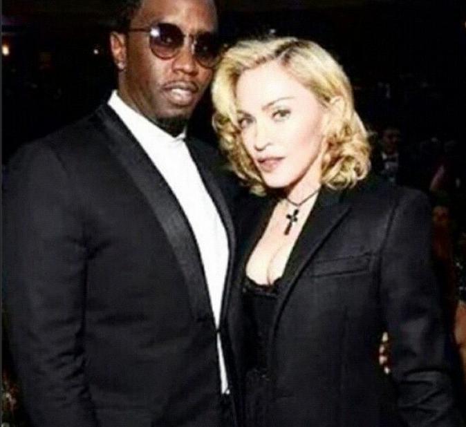 Madonna & Diddy