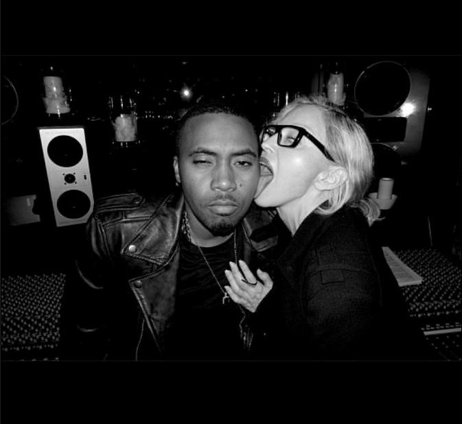 Madonna & Nas