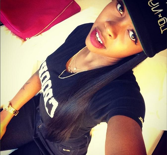 R&B Singer/Rapper – Tink