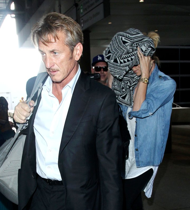 Sean Penn: The famed actor is not only known for his ability to meaningfully portray a character, he's also known for tying up ex-wife Madonna and beating her bloody. She escaped when she told her husband of the time she had to use the bathroom.