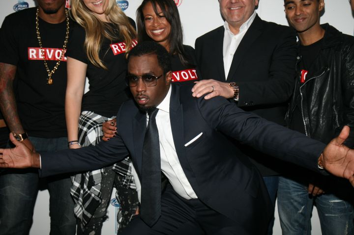 Taking his talents to the next level, he launched his own television channel, Revolt TV.